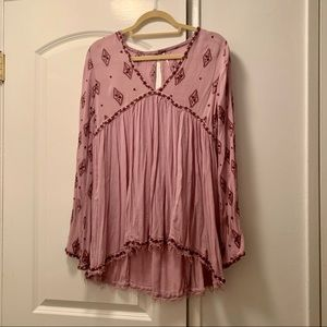 Free People Tunic Dress, XS